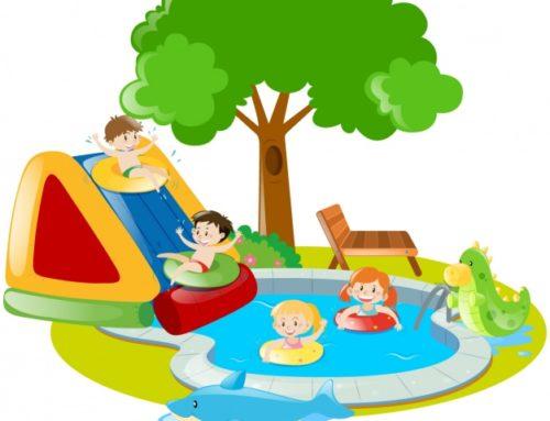 Kinderopvang en de zomerse temperaturen