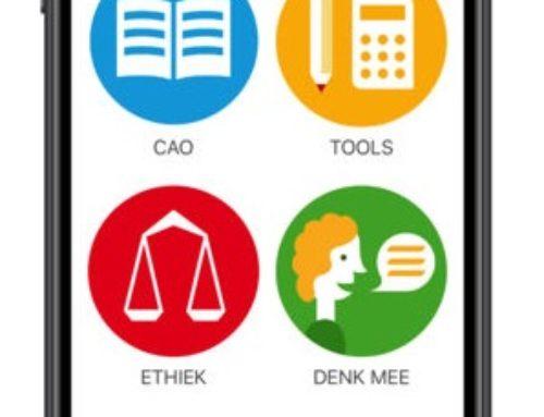 Vernieuwde app Cao kinderopvang
