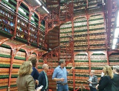 bdKO: uniek bezoek aan Tweede Kamer