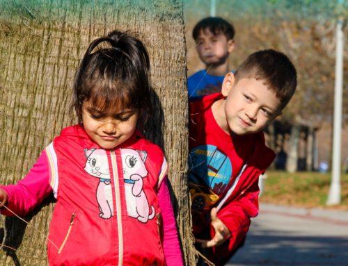 Vluchtelingenkinderen: 4 brochures voor kinderopvang