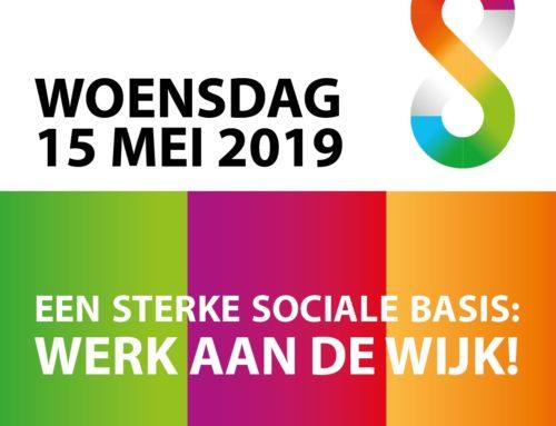 Jaarcongres Sociaal Werk Nederland op 15 mei