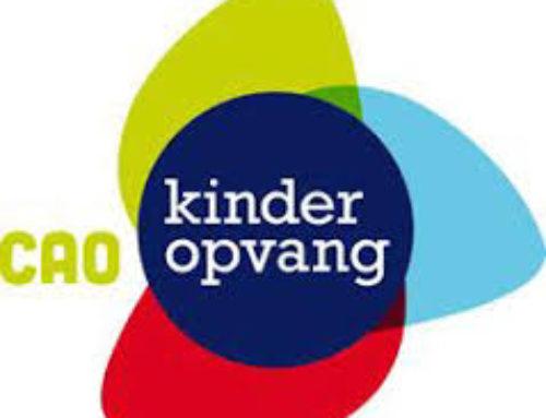 Overgang peuterspeelzaalwerk naar cao Kinderopvang op 1 augustus