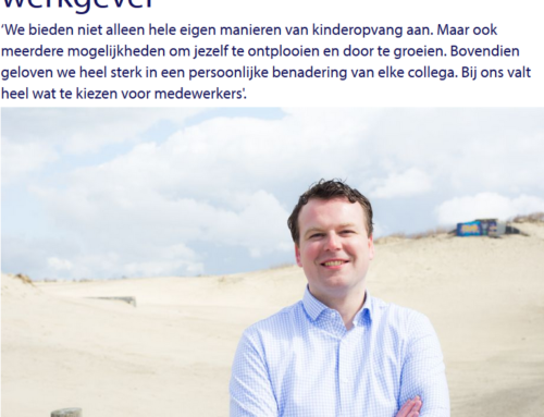 Rijswijkse Kinderopvang; positioneren werkt!