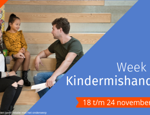 18 tm 24 november: Week tegen Kindermishandeling