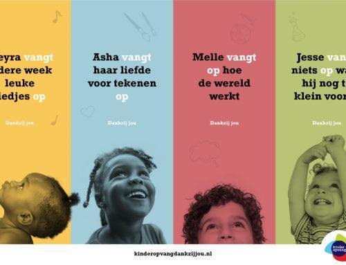 Landelijke campagne 'werken in de kinderopvang'- van start!