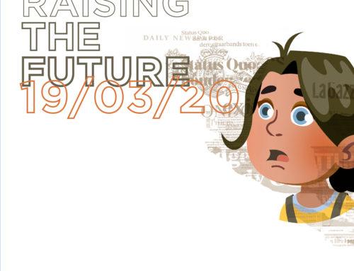 Raising the Future nieuwsbrief (voorafgaand aan congres op 19 maart 2021)