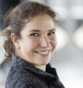 Sharon Gesthuizen Voorzitter